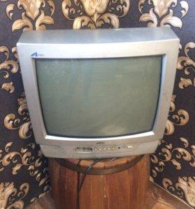Телевизор JVC рабочий