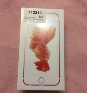 iPhone 6s 32 Rose gold