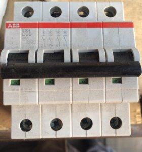 Автоматический выключатель АВВ 50 А