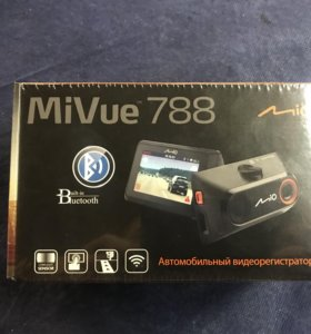 Продаю регистратор MIO 788