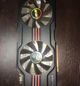 Видеокарта ASUS GeForce GTX 580