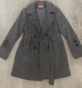 Пальто для девочки 146