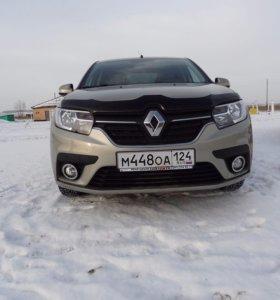 Renault Logan, 2018