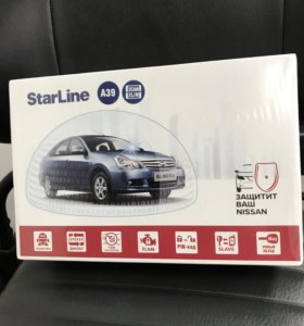 Сигнализация StarLine A39