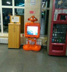 Детский развлекательный автомат
