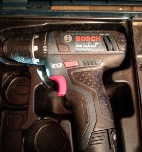 Шуруповёрт BOSCH GSR 10,8-2-LI Professional