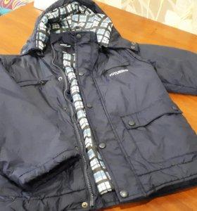 Куртка Futurino демисезонная для мальчика