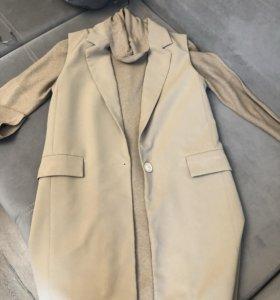 Комплект платье + пиджак