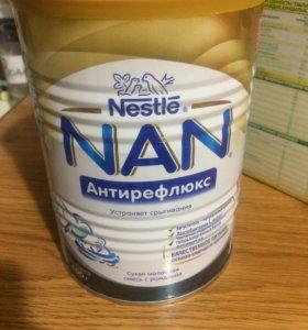 2 шт. Молочная смесь NAN