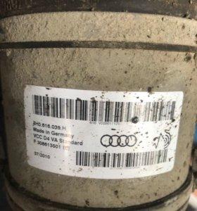Пневмостойка Audi