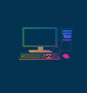 Ремонт и настрока ПК, ноутбуков, моноблоков