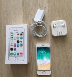 iPhone 5S 16Gb состояние хорошее
