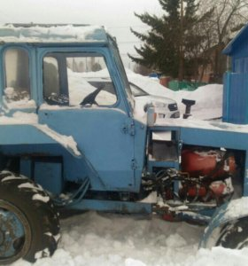 Трактор 🚜