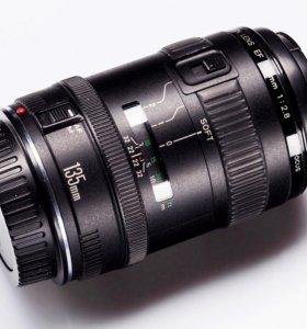 Новый Canon EF 135mm f/2.8 (with Softfocus) Japan