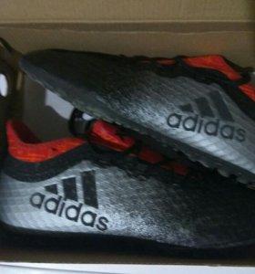 Adidas X Tango 16.1 сороконожки