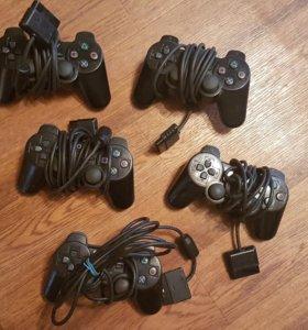Геймпады для PS2