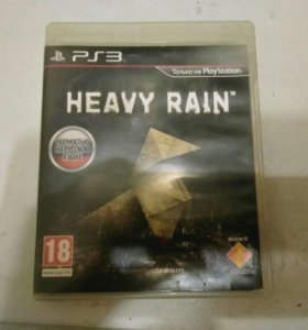 Heavy Rain на PlayStation 3 (лиц)