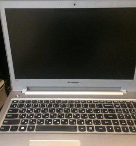 Игровой ноутбук Lenovo Z 500