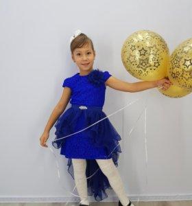 Нарядное платье для девочки - Валерия садик