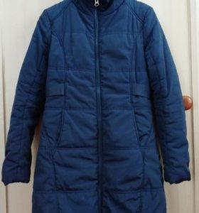 Пальто демисезонное, р 42-44