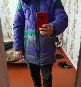 Зимняя куртка. Унисекс.