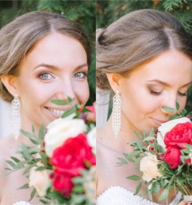 Свадебный/вечерний/дневной макияж, грим