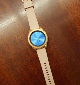 Часы Samsung Galaxy watch 42mm rose gold