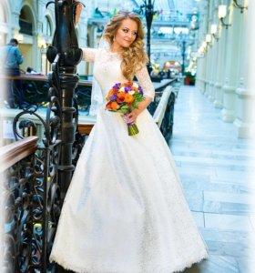 Свадебное платье Farletta, р-р 42