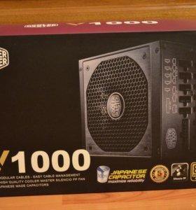 Модульный блок питанияCooler Master v1000 Gold +