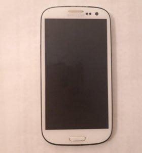 Samsung galaxy s3 на запчасти