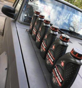 Motor oil lukoil genesis special advanced 5W30