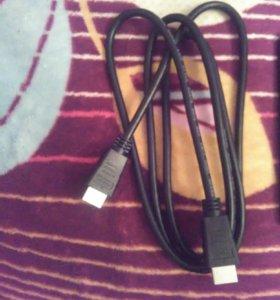 HDMI кабель новый
