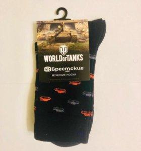 Носки World of Tanks