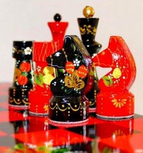 Шахматы (подарочный набор)