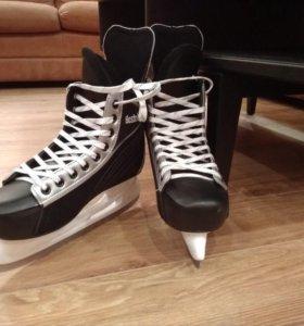 Хоккейные коньки. Новые
