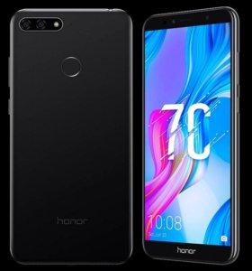 Honor 7c