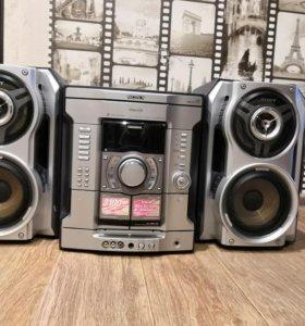 Музыкальный центр Sony HCD-RV50