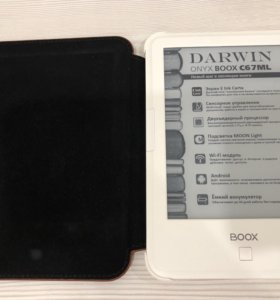 Электронная книга Onyx Boox Darwin