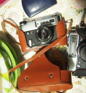 фотоаппараты ФЭД