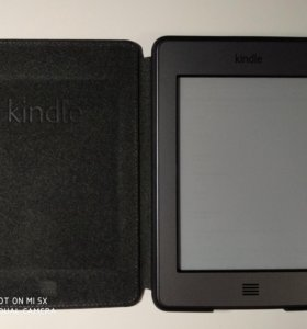 Kindle Amazon Touch 4th Generation WiFi