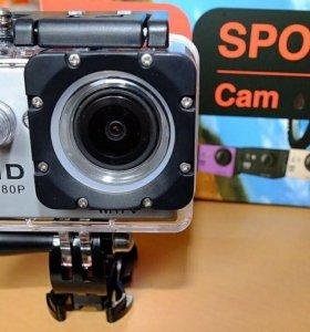 Новая экшн камера 1080p full hd