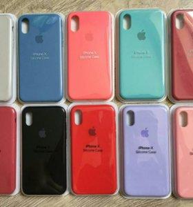 Чехлы на любые модели iPhone. 5,6,7,8,X,Xr