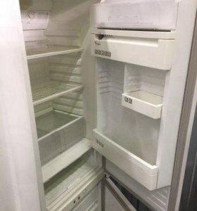 встраиваемый холодильник whirlpool arg 910/g/wp