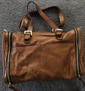 Новая вместительная сумка Zara