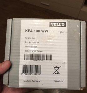 Датчик улавливания дыма velux kfa 100 ww