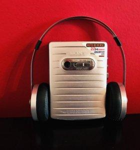 Sony WM-EX368 (Кассетный плеер, Tape player)