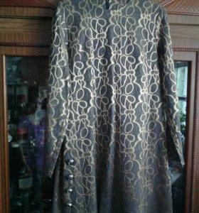 платье широкого типа