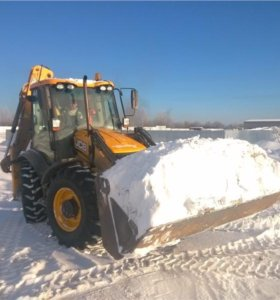 Чистка и уборка снега в Раменском