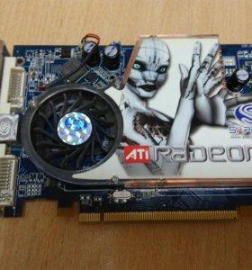 Видеокарта Radeon X1650 Pro 256Mb