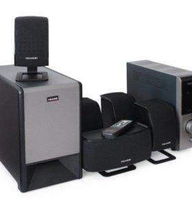 microlab x-cinema 5.1 x23